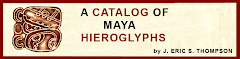 A Catalog of Maya Hieroglyphs