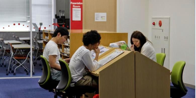 """Konsep """"Kampus Internasional"""" dalam Semangat Reformasi Jepang"""