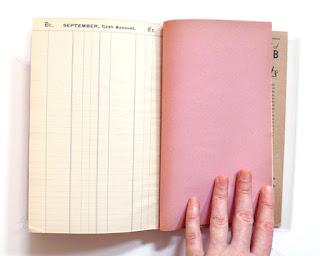 Ежедневник Д.Леттса - ещё один разворот