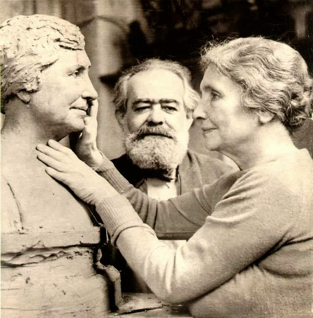 Simple Virtues Helen Keller My Heroine