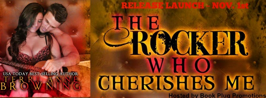 The Rocker Who Cherishes Me banner