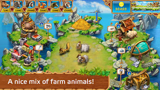 Farm Frenzy: Viking Heroes v1.0 for iPhone/iPad