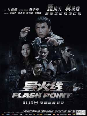 Ngồi Nổ - Flash Point (2007)