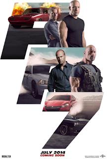 Fast+Seven+(2014) Daftar 55 Film Hollywood Terbaru 2014