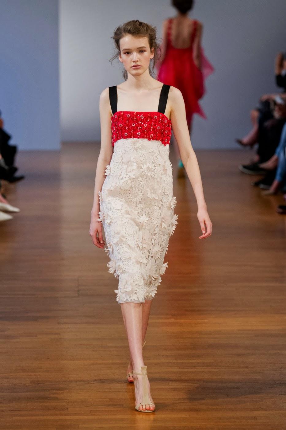 Collette dinnigan fashion show 33