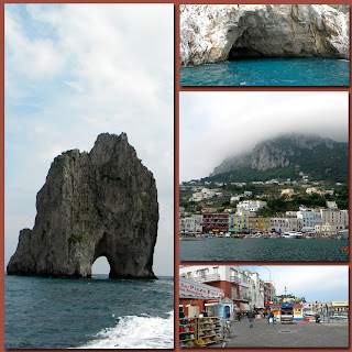Camcrew isle of capri italy for Isle of capri tours