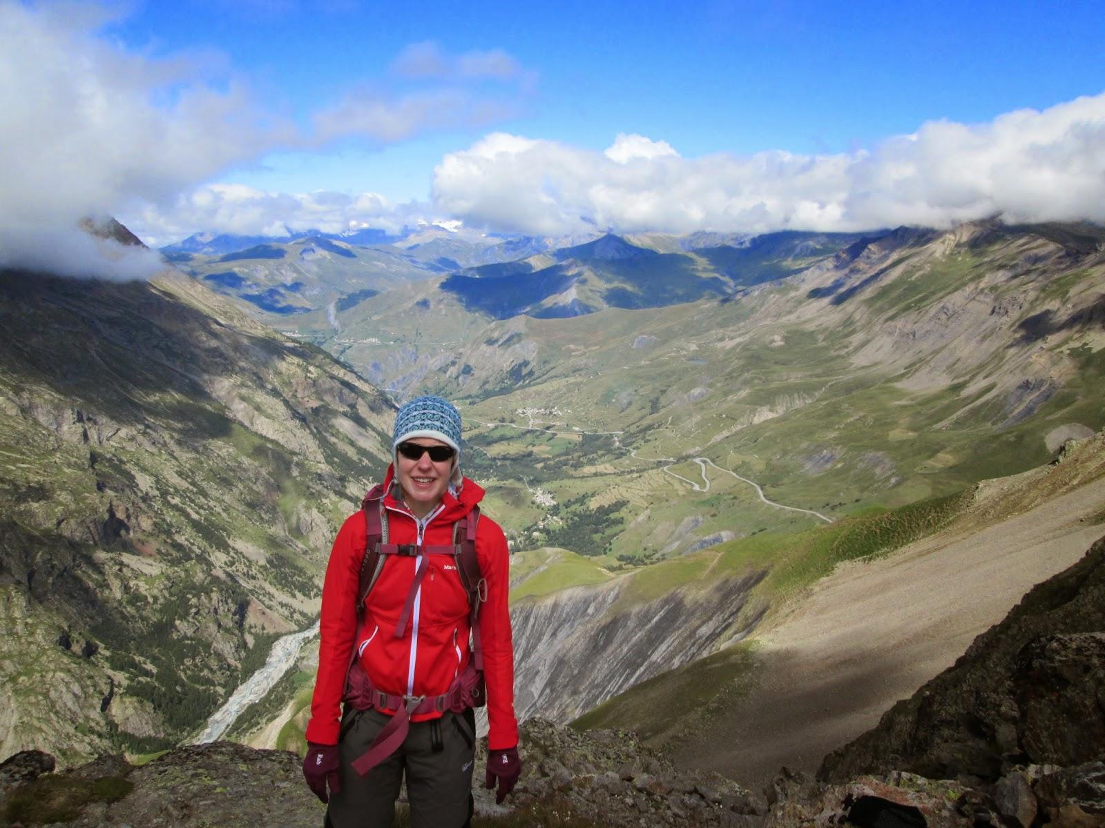 Col de Laurichard, Ecrins National Park, France, Alps
