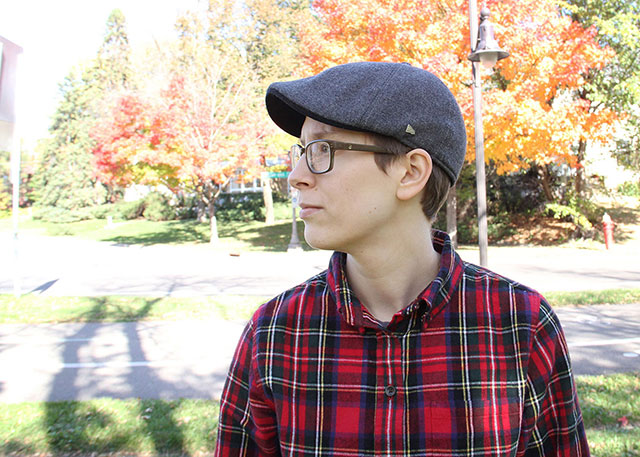 Flannel = fall