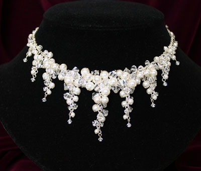 Ok wedding gallery latest wedding necklaces junglespirit Image collections