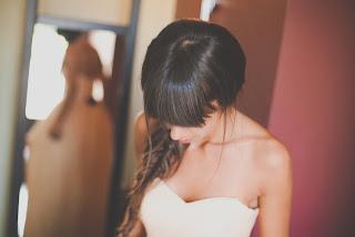 interview creatrice de robe de mariée jardin d'étoffe atelier nanatais estelle reucher Photographie mariage robe busiter retro inspiration années 50 dior