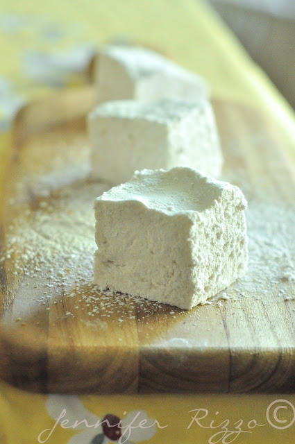 How to make homemade corn-free marshmallows