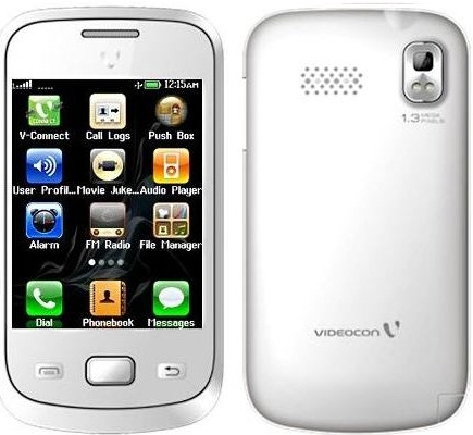 Videocon V1570: Specs of fully features budget Phone