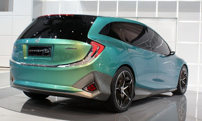 Honda Cars Concept S And C Show Chinese Style