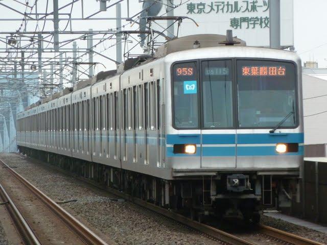 東京メトロ東西線 東葉勝田台行き1 05系LED