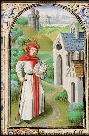 St. Fiacra