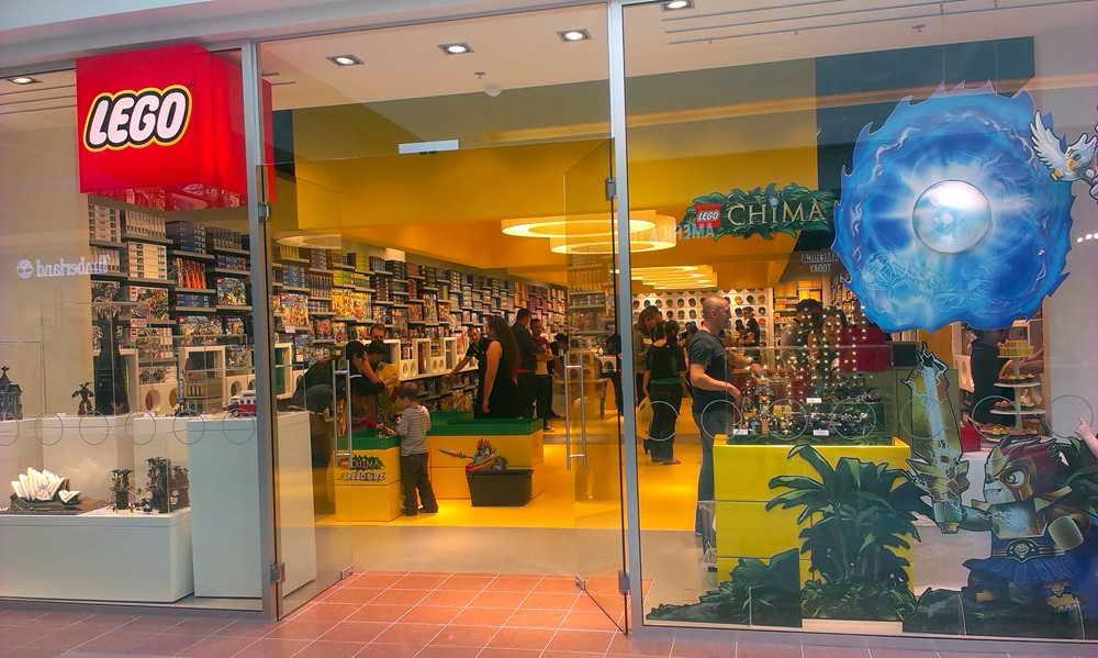 LEGO LEGO Store at Wijnegem, Belgium