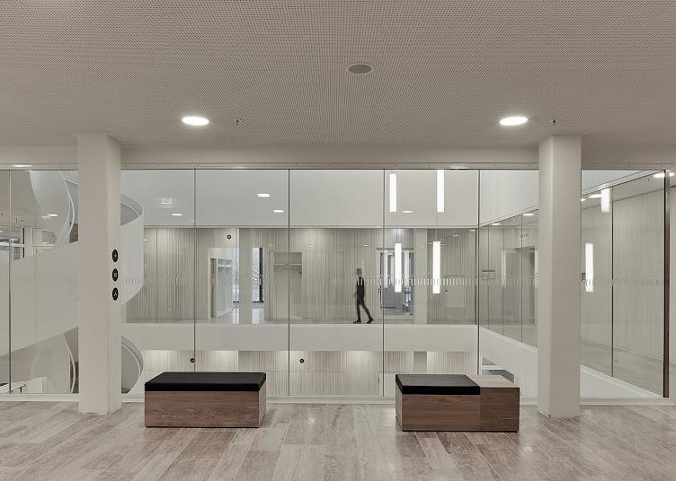 K 9 Architekten DIPF Frankfurt