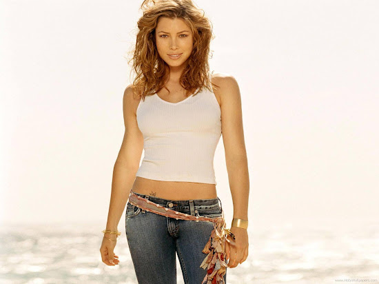 Jessica Biel Actress HD Wallpaper-2012-1600x1200