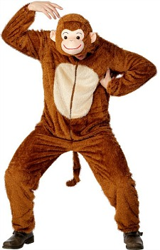 Monkey Costume for Men