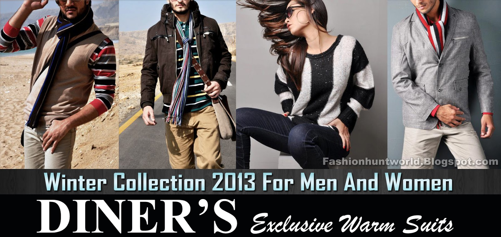 Winter Collection 2013 By Diner's | Exclusive Winter ...