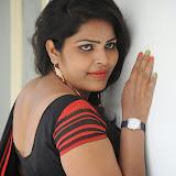 Sitara Hot Photos in Saree at Gundello Guchi Guchi Champake Movie Press Meet 28