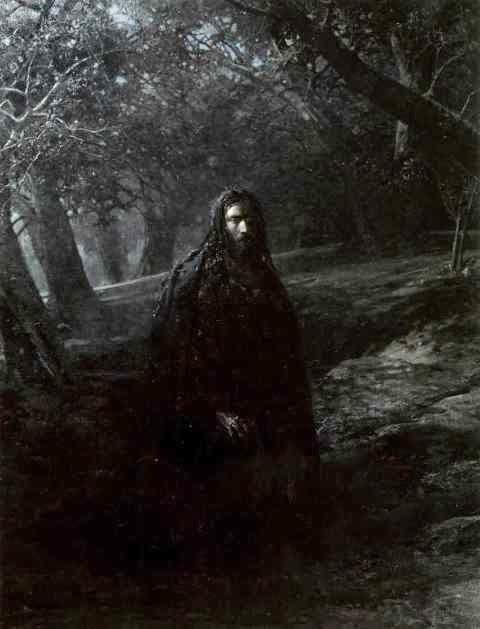 christ in the garden of gethsemane. Jesus Prays In The Garden Of Gethsemane ~ First Station Christ S