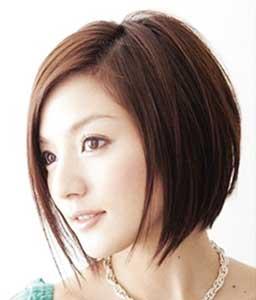 Fit N Gorgeous Rambut Dan Bentuk Muka - Gaya rambut pendek depan