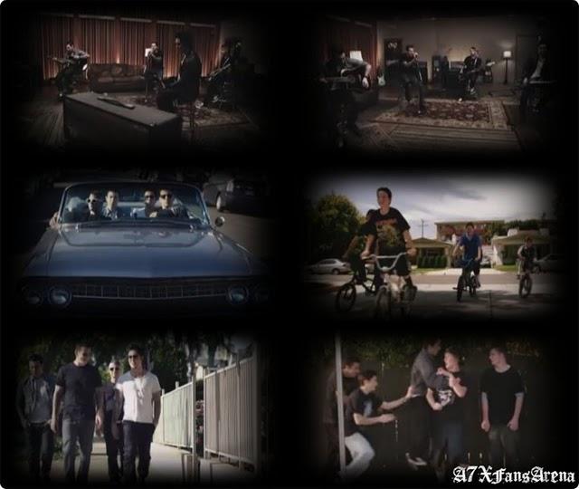 ... Klip A7X (Avenged Sevenfold) Yang Berjudul So Far Away telah dirilis