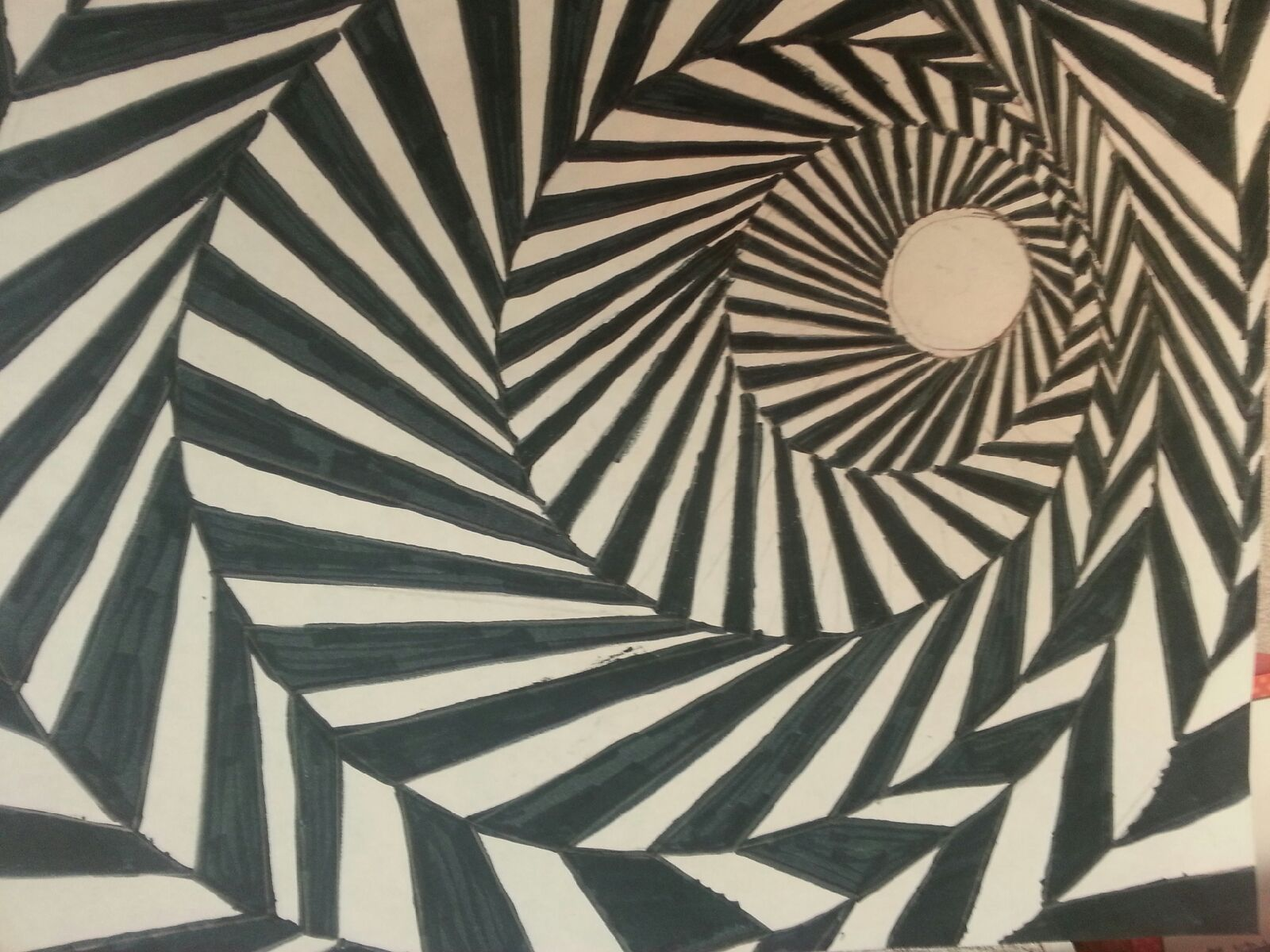 Elements Of Movement : Mrs higa s art class optical illusions