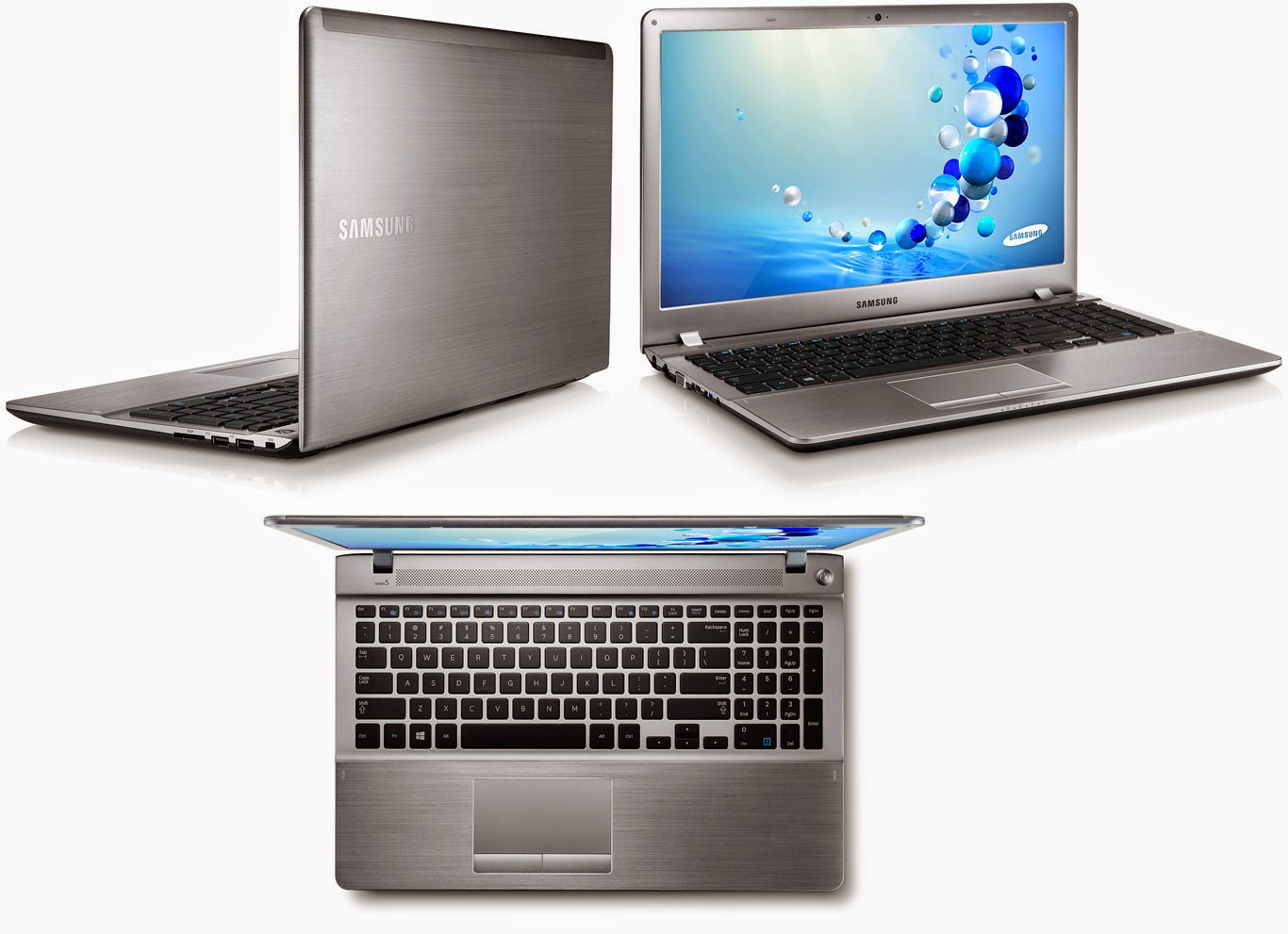 Notebook samsung book 4
