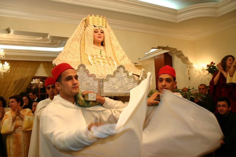 Of All The Colors Of The Spectrum Die Marokkanische Hochzeit