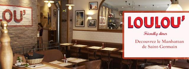 1001 Menus: un déjeuner à Saint Germain des prés à gagner