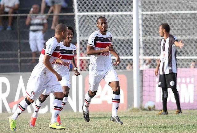 Santa Cruz vence e pega Salgueiro na final do Pernambucano