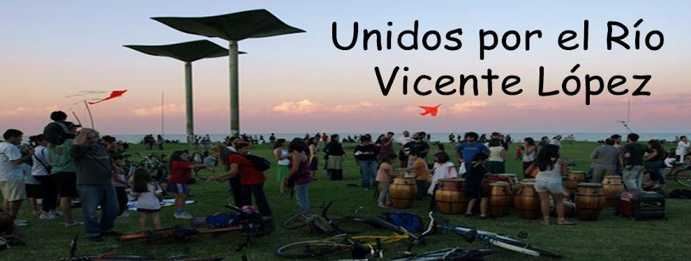 Unidos por el Río en Vicente López