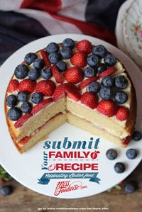 Submit your British family recipe