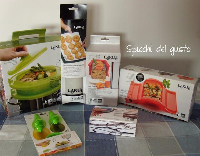 prodotti della cucina in silicone