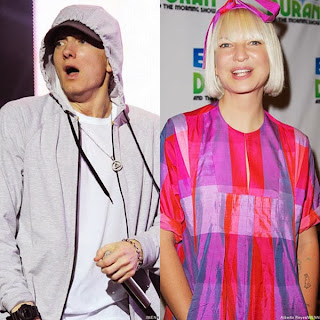 Eminem feat Sia - Beautiful Pain