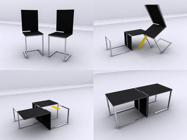 tables modulabes