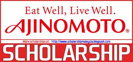 AJINOMOTO® Post-graduate Scholarship
