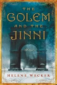 Book Cover of The Golem and the Jinni