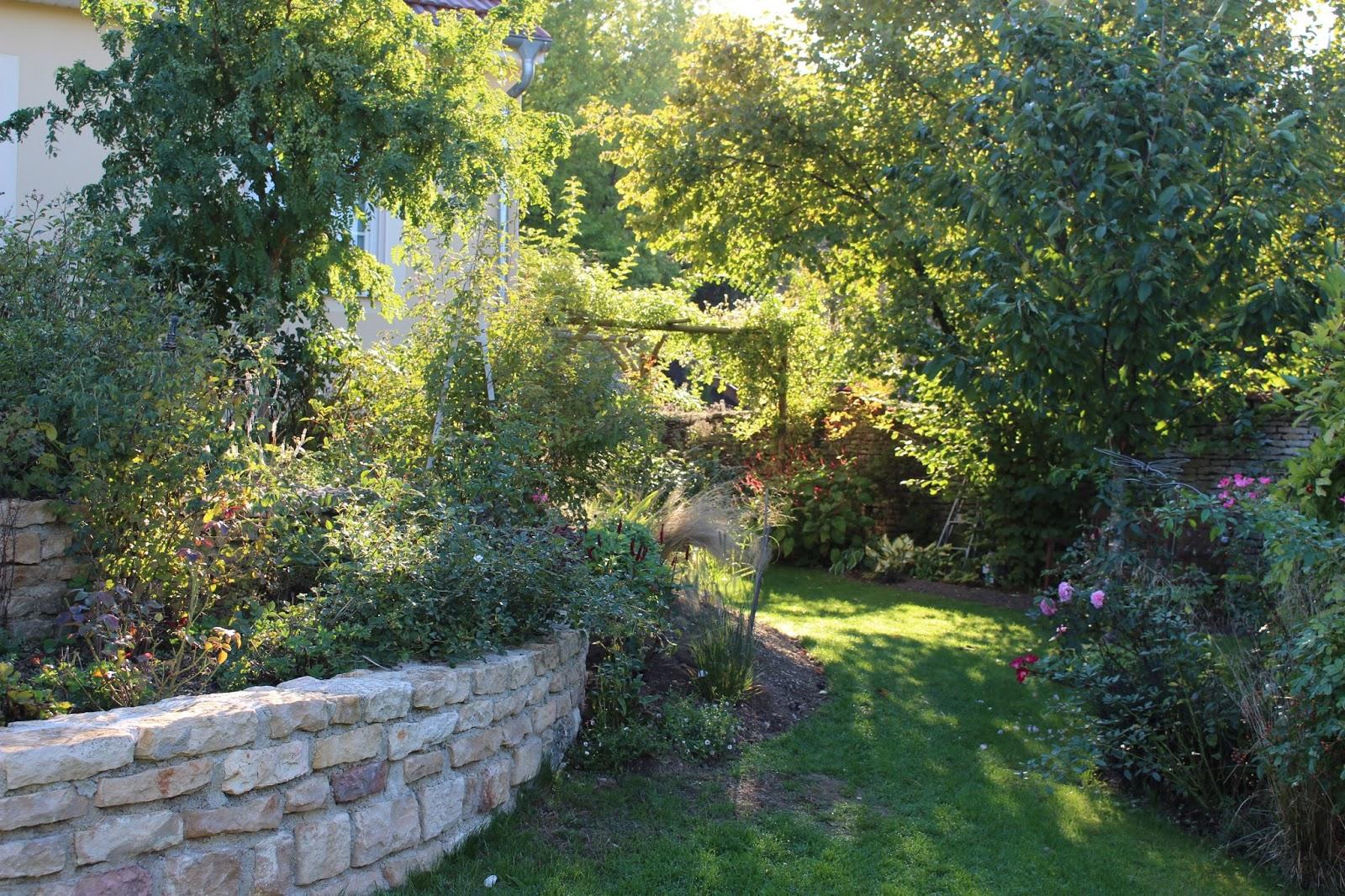 Notre jardin secret septembre 2015 for Jardin septembre 2015