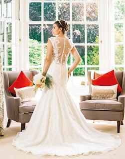 Photoshoot for bridal wear in Aberdeen