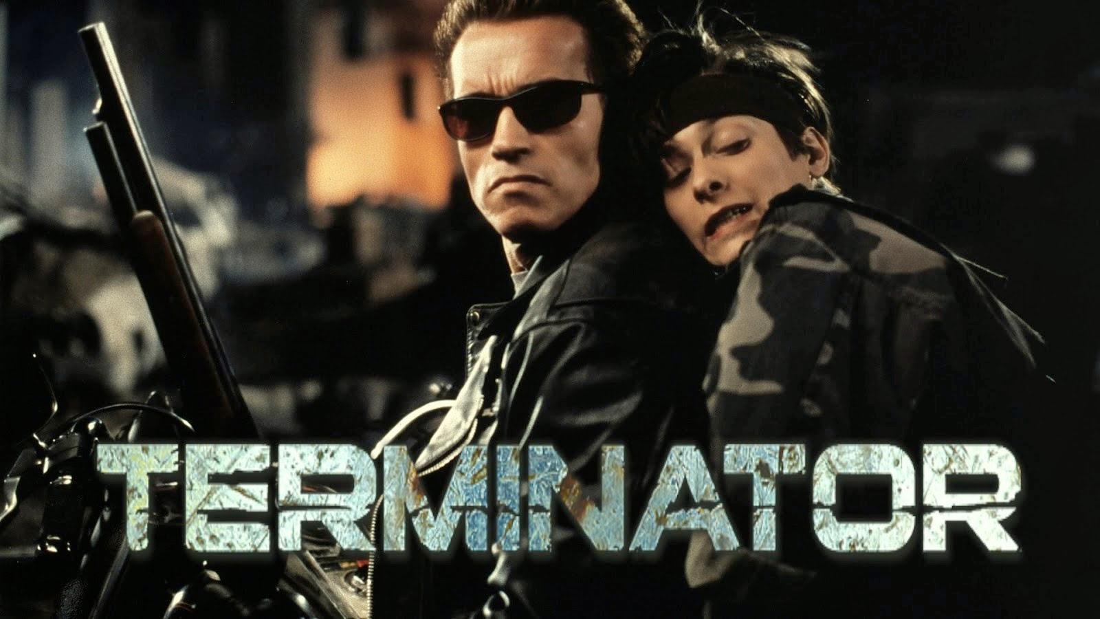 Wallpaper Terminator HD