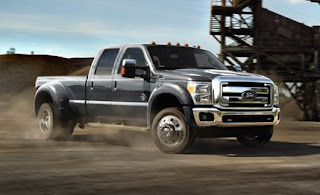 Ford Transit Connect and F-350 Super Duty Win Edmunds.com Awards