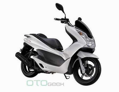 Honda PCX 150 Putih
