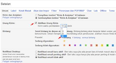 Urung Kirim Gmail
