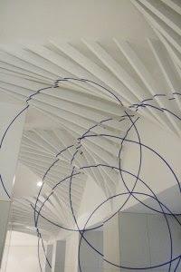 Los arquitectos londinenses Glowacka Rennie realizaron el baño femenino del museo V&A de Londres