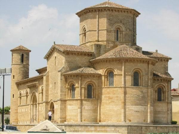 Historia del arte arquitecura rom nica san mart n de for Arquitectura que se estudia