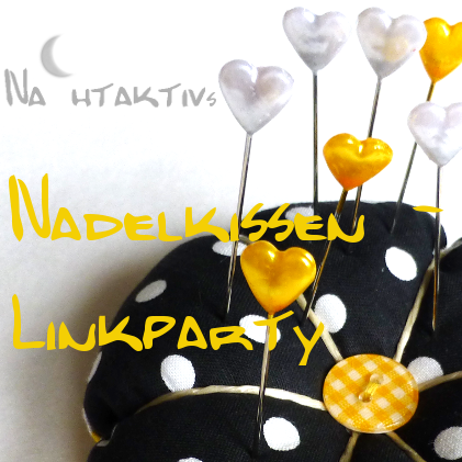Nadelkissen-Party
