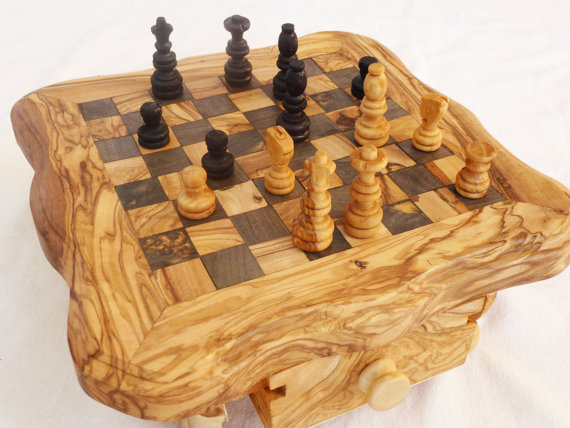 Awesome Hand Carved Chess Sets My Pinky Finger